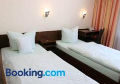 Hotel Restaurant Rothkopf - Euskirchen - Bedroom