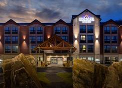Microtel Inn & Suites by Wyndham Mont Tremblant - Mont-Tremblant - Budynek