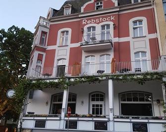 Hotel Rebstock - Boppard - Gebouw
