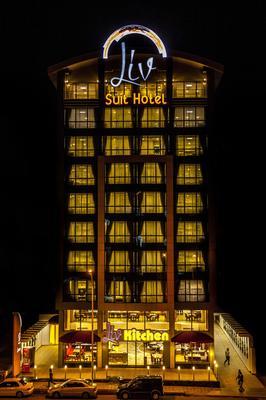 Liv Suit Hotel - Ντιγιάρμπακιρ - Κτίριο