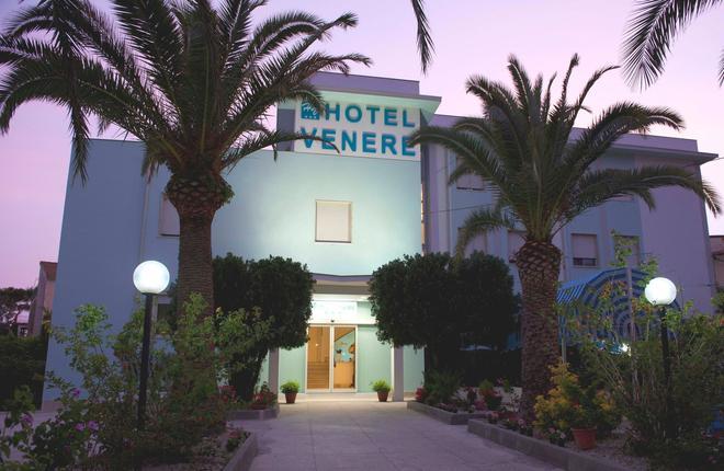 Hotel Venere - Ascea - Rakennus