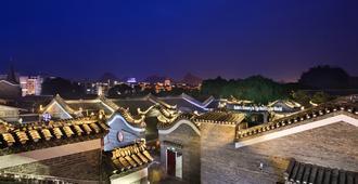 Guilin Qingsanshe Art Inn - Guilin - Vista del exterior
