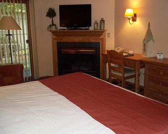 Homestead Suites - Fish Creek - Schlafzimmer
