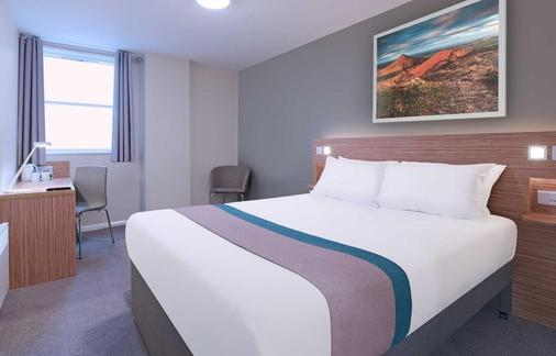 Travelodge Edinburgh Central - Edinburgh - Phòng ngủ