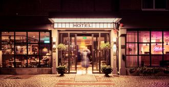 Best Western Plus Hotel Noble House - Malmo - Edificio