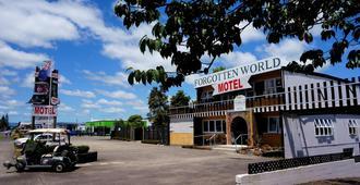 Forgotten World Motel - Taumarunui - Edificio