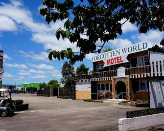 Forgotten World Motel - Taumarunui - Gebouw