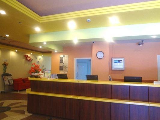 如家快捷酒店上海曲陽商務中心大柏樹地鐵站店 - 上海 - 櫃檯