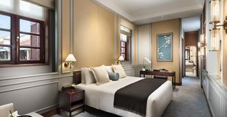 Capella Shanghai, Jian Ye Li - שנחאי - חדר שינה