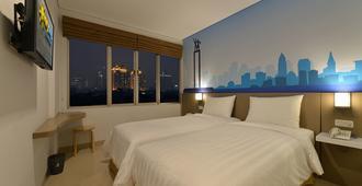 Everyday Smart Hotel Mayestik - ג'קרטה - חדר שינה