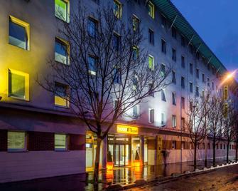 Hotelf1 Paris Porte de Montreuil - Bagnolet - Gebouw