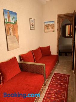 Riad Abaka - Marrakesh - Living room