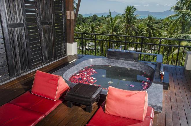 Kirikayan Luxury Pool Villas & Suite - Ko Samui - Pool