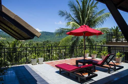 Kirikayan Luxury Pool Villas & Spa - Ko Samui - Balcony