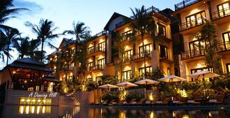 Kirikayan Luxury Pool Villas & Suite - Koh Samui - Building
