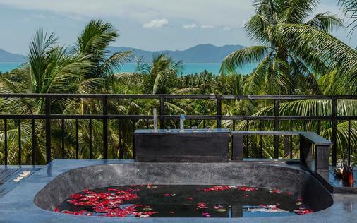 Kirikayan Luxury Pool Villas & Spa - Ko Samui - Phòng tắm