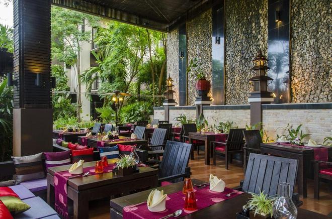 Kirikayan Luxury Pool Villas & Suite - Ko Samui - Restaurant