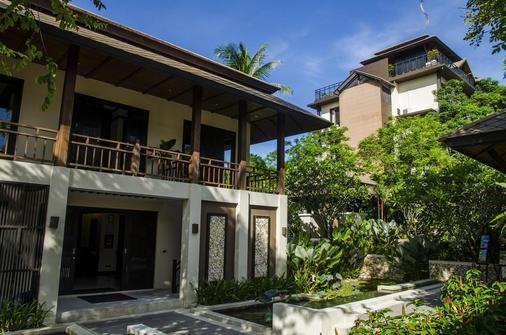 Kirikayan Luxury Pool Villas & Spa - Ko Samui - Toà nhà