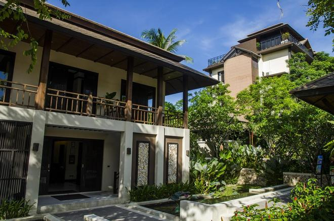 Kirikayan Luxury Pool Villas & Suite - Ko Samui - Building