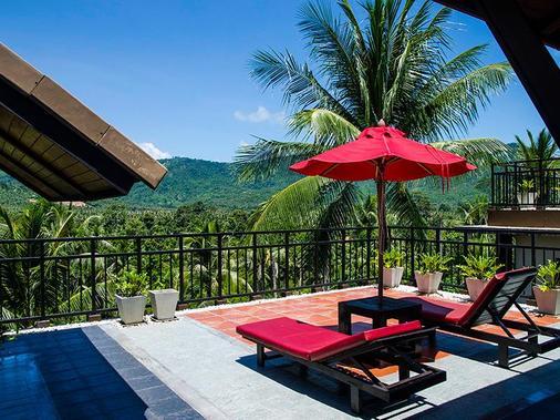 Kirikayan Luxury Pool Villas & Spa - Ko Samui - Ban công
