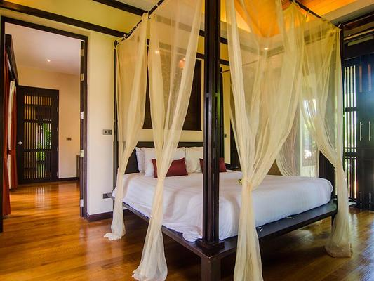 Kirikayan Luxury Pool Villas & Suite - Ko Samui - Bedroom