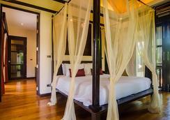Kirikayan Luxury Pool Villas & Spa - Ko Samui - Phòng ngủ