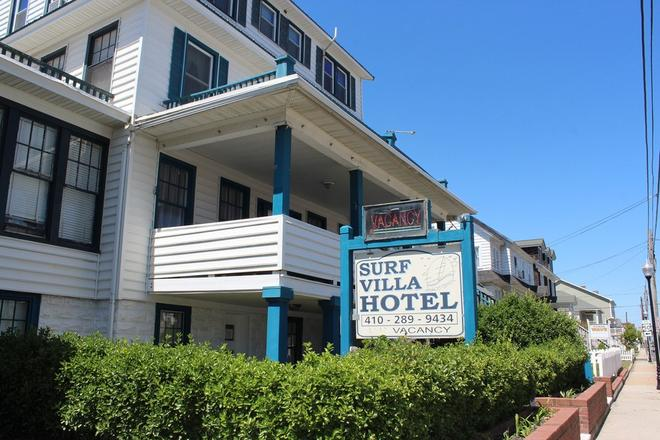 Surf Villa Hotel - Ocean City - Building