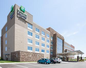 Holiday Inn Express & Suites Indianapolis NE - Noblesville - Noblesville - Gebouw
