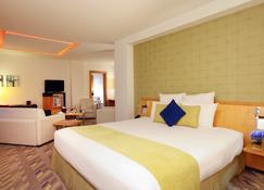Novotel Dammam Business Park - Dammam - Bedroom