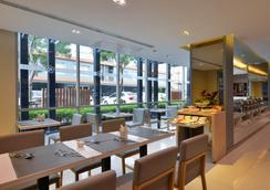 The Grass Serviced Suites - Pattaya - Restaurant