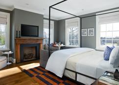 Topping Rose House - Bridgehampton - Schlafzimmer