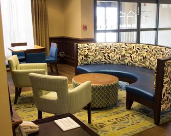 Holiday Inn Express West Jefferson - West Jefferson - Salónek