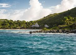 Rosewood Little Dix Bay - Virgin Gorda - Innenhof