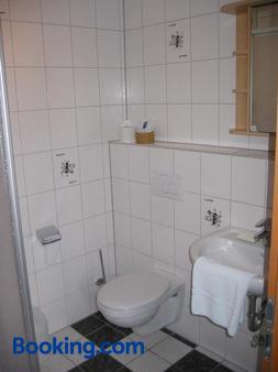 Waldpension Jägerstüberl - Bad Griesbach - Bathroom