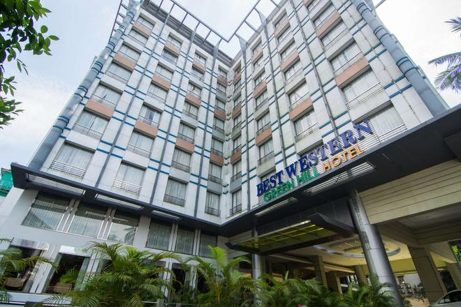 Best Western Green Hill Hotel - Yangon - Rakennus