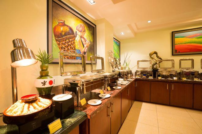 Best Western Green Hill Hotel - Yangon - Buffet