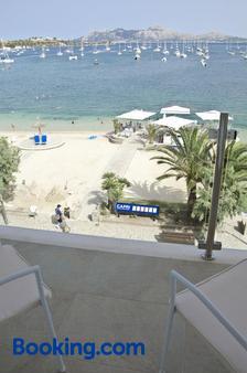 Hotel Capri - Port de Pollença - Beach