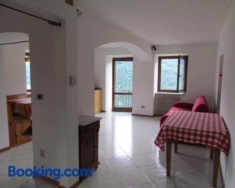 Appartamenti Rumo - Rumo - Living room