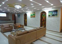 Hotel Farol da Barra - Manaus - Lobby