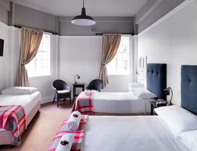 Grand Hotel - Sídney - Habitación