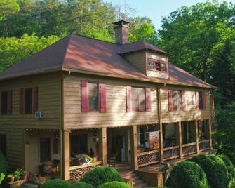 Beechwood Inn - Bed Breakfast and Wine Cellar - Clayton - Edificio