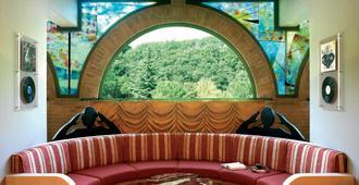 Hotel Giò Wine e Jazz Area - פרוג'ה - טרקלין