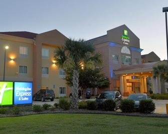 Holiday Inn Express & Suites Baton Rouge North - Zachary - Gebouw