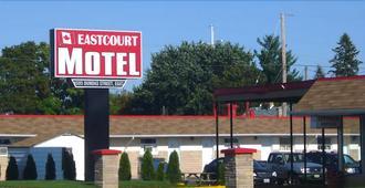 Eastcourt Motel - לונדון - נוף חיצוני
