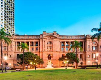 Treasury Brisbane - Brisbane - Building