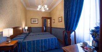 Diana Park Hotel - פירנצה - חדר שינה