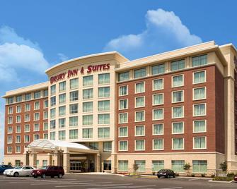 Drury Inn & Suites Mt. Vernon - Mount Vernon - Gebäude