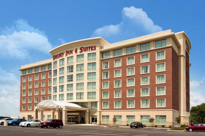 Drury Inn & Suites Mt. Vernon - Mount Vernon - Building