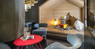 Mercure Grenoble Centre Alpotel - Grenoble - Rakennus