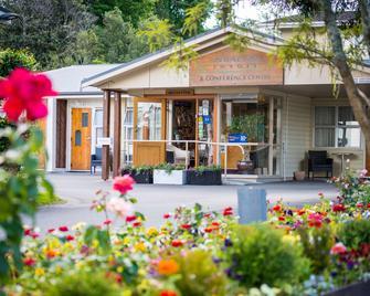 Best Western Braeside Rotorua & Conference Centre - Rotorua - Building